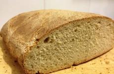pane di grano duro (25% farina e 50% semola rimacinata) e 25% farro integrale
