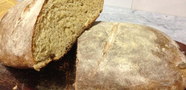 Segalini: pane di grano duro e segale